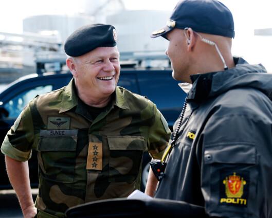 Tidligere forsvarssjef ut mot regjeringens langtidsplan for Forsvaret