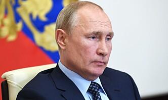 Putin med nytt atom-dokument