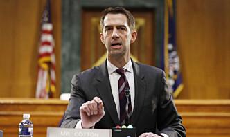 Senator truer Storbritannia med at amerikanske kampfly kan forlate landet