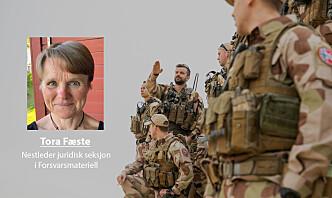Telemark bataljon: - Samhold og profesjonalitet