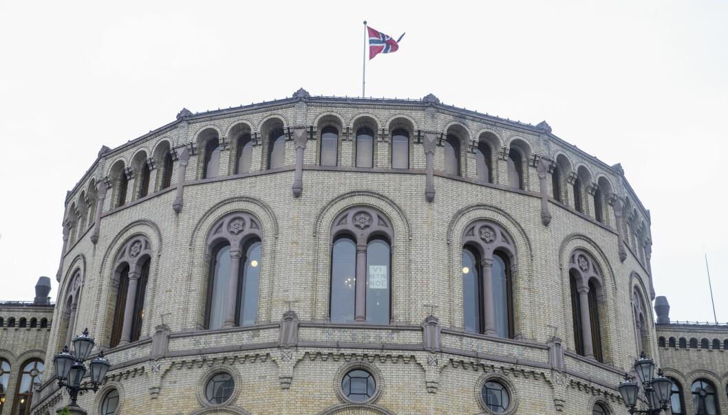 Stortinget varslet om datainnbrudd 24. august