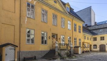 Gamle Krigsskolen ligger midt i Oslo sentrum, kort vei fra Akershus festning.