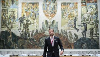 Innspurt i «catwalken i internasjonal politikk»
