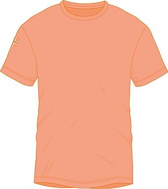 Forsvarets t-skjorter står på listen over bekledning FLO har hasteanskaffet.