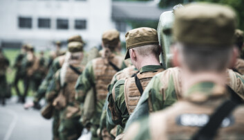 Hovedverneombud om utstyrsmangel: – Befal har følt på at man ikke får gitt god nok soldatutdanning