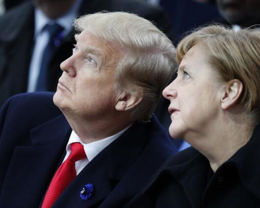 Trump bekrefter at han vil redusere antall soldater i Tyskland