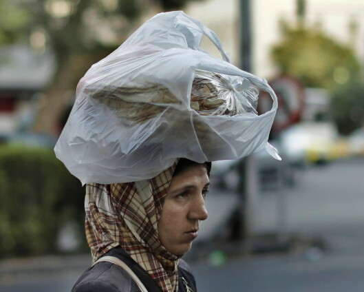 Verdien på det syriske pundet raser, mat og medisiner er blitt så dyre at mange ikke har råd - Nå skrur USA til