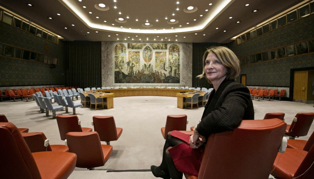 Vil Norges FN-ambassadør Mona Juul kunne ta plass rundt det runde bordet i Sikkerhetsrådet de neste to årene? Onsdag kan vi få svar.