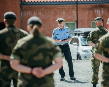 Innlandet politidistrikt takket: – Uten HV-05 hadde det vært umulig å løse oppdraget
