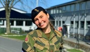 Julie Sørensen, avdelingstillitsvalgt.
