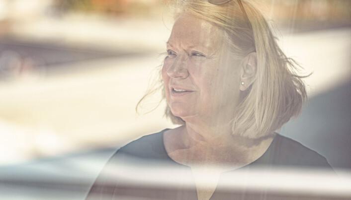 Britt Tove Berg Brestrup har skrevet om motstandskvinnen Solveig Lystad.