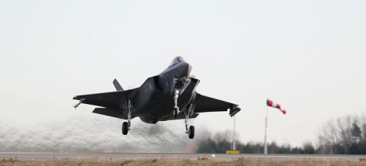 Norsk selskap med stor F-35-avtale