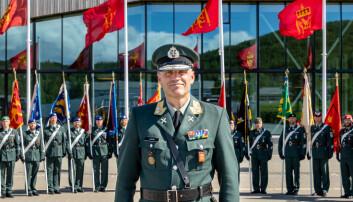 Den nye hærsjefen: Slik skal Hæren utvikles