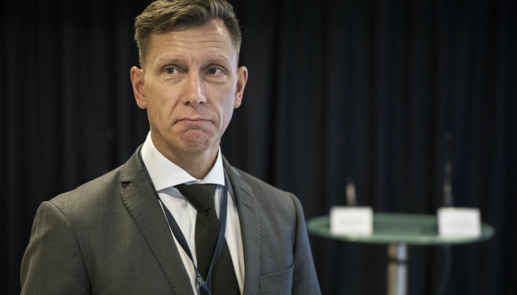 William J. Bertheussen er direktør i Statens havarikommisjon for transport, som fra onsdag slås sammen med Statens havarikommisjon for Forsvaret og blir til Statens havarikommisjon.