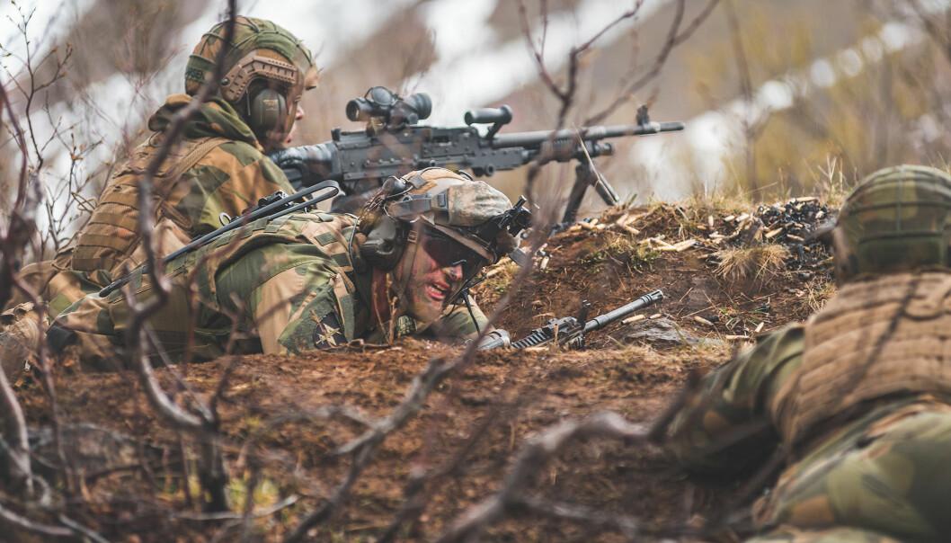 Konvertering skal være basert på frivillighet, ifølge Jostein Borkhus i Forsvarsstaben.