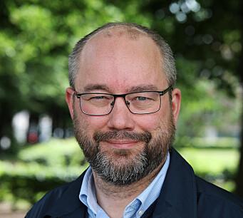 Torbjørn Bongo, forbundsleder i Norges offisers- og spesialistforbund.