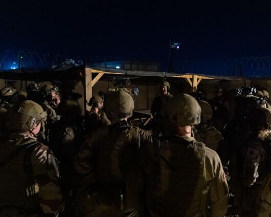 Nytt oppdrag for Norge i Irak