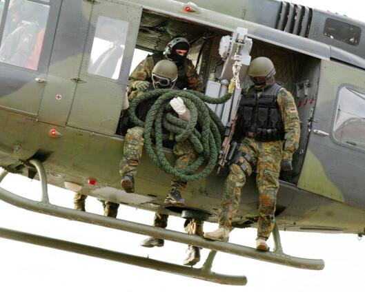 Foreslår verneplikt for å få bukt med ekstremisme i det tyske forsvaret