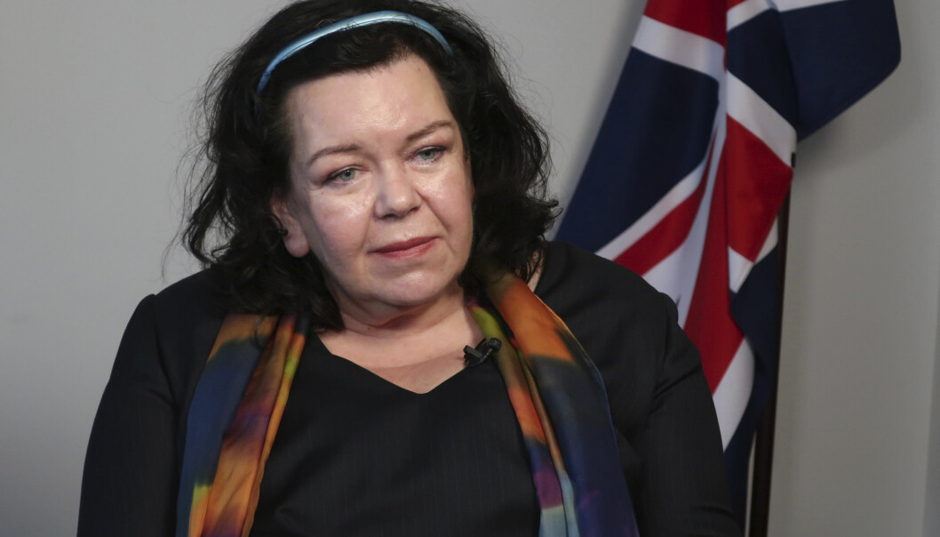 Storbritannias ambassadør til USA, Karen Pierce.