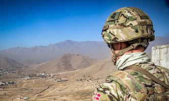 To danske soldater i Afghanistan koronasmittet