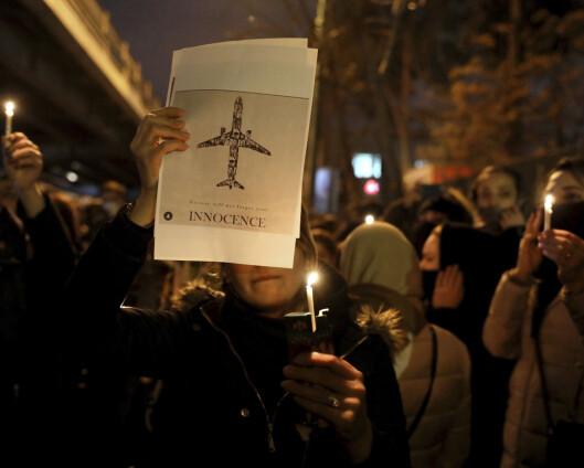 Iran: Feiljustert radar årsaken til flystyrt
