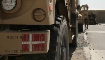 Norske soldater med koronasmitte evakuert hjem fra Afghanistan i helgen