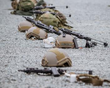 Forsvarsdepartementet får en halv million i bot etter skyteulykke