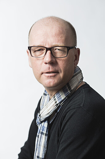 Seniorforsker Morten Bøås.