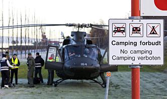 Forsvaret har i snitt hatt mer enn ett ambulanseoppdrag om dagen i Finnmark