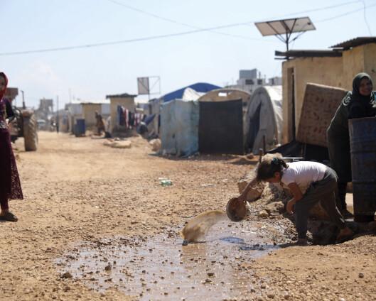 Britisk Syria-farer får reise tilbake til Storbritannia