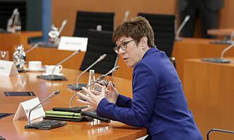 Tyskland vil ha tettere samarbeid mellom EU og Nato