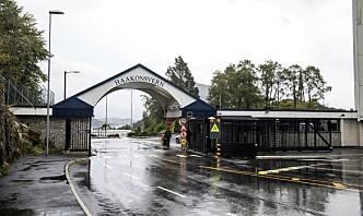 40 personer i karantene ved Haakonsvern