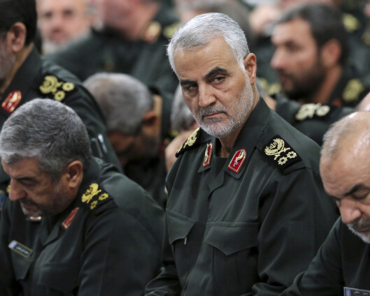 Spiondømt mann henrettet i Iran