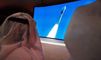 Arabisk romfartøy på vei til Mars