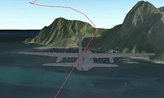 Rapport: Presskultur kan ha bidratt til nestenulykken med Hercules-flyet