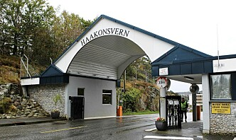 Koronasmittet vernepliktig ved Haakonsvern dimitterte før helgen