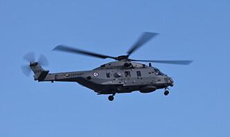 To nederlandske soldater omkom da et NH90-helikopter styrtet