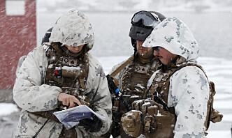 USAs marinekorps vil sende flere soldater til Norge under øvelser