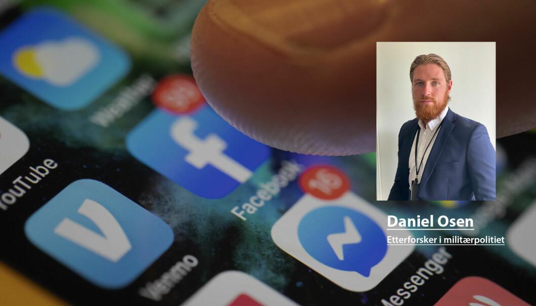 – Jeg er ikke redd for Nike-reklamene, og jeg stiller heller ikke spørsmål om mistillit. Men jeg ønsker en forklaring, skriver Daniel Osen.
