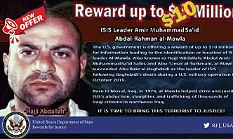 Mystisk leder skal gjenoppbygge IS