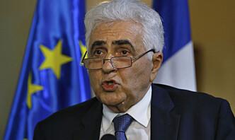 Libanons utenriksminister går av i protest