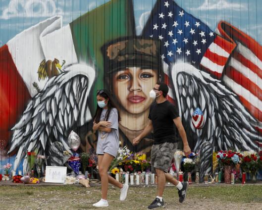 Drapet på 20 år gamle Vanessa Guillén har utløst det amerikanske forsvarets #MeToo