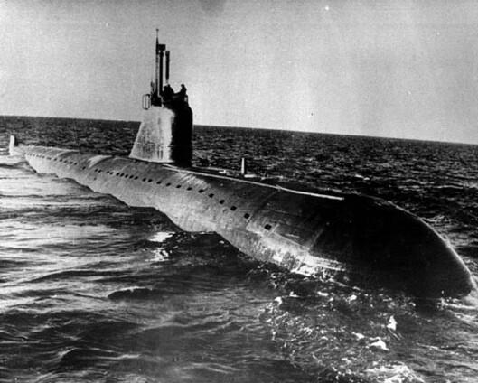 Russland har dumpet tonnevis med atomavfall på bunnen av Barentshavet