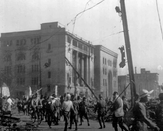 75 år siden atombombingen av Hiroshima og Nagasaki