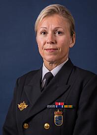 Torill Herland, kommandørkaptein, Sjøforsvaret