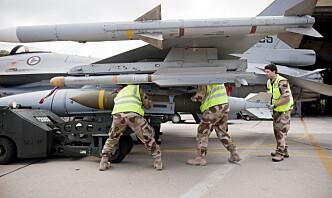 Vil at Stortinget skal samtykke når Norge skal gå til krig