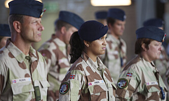 FFI-rapport: Derfor slutter militært ansatte i Forsvaret