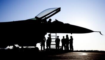 Libya-pilot: — Vi var heldige. Det står ikke i rapporten