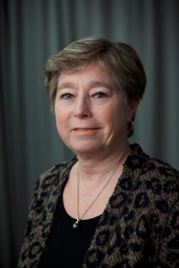 Statssekretær Tone Skogen (Foto: Torgeir Haugaard/Forsvaret).