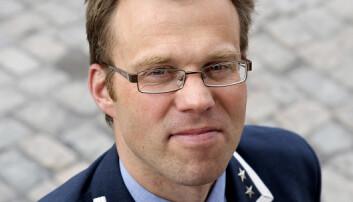 Harald Høiback, nestkommanderende ved Forsvarets museer (Foto:Forsvaret).